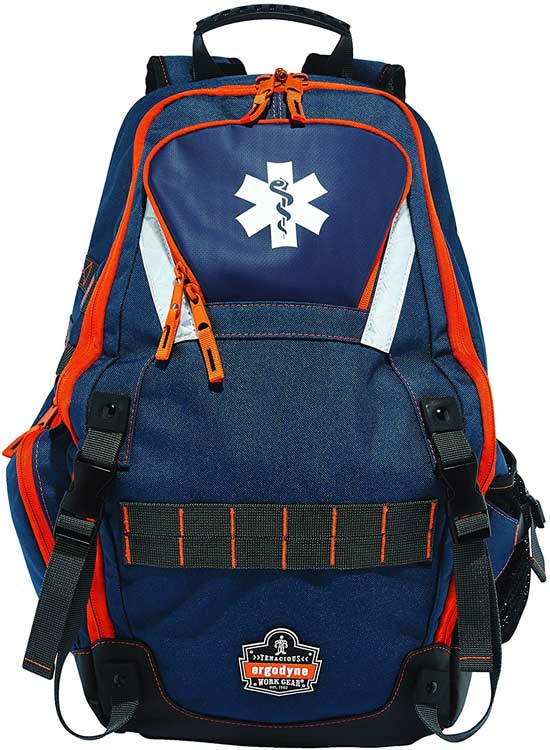 Medic backpack for first responder trauma by Arsenal