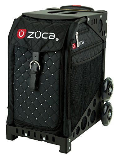 Professional make-up case for climbing the stairs, Zuca