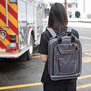 The perfect medical backpack to free your moves
