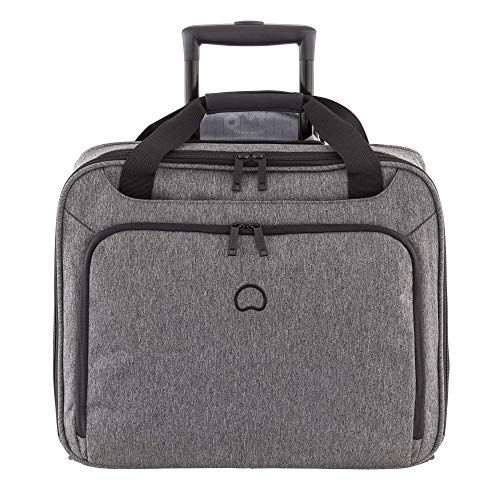 Desley adult work bag on wheels with computer compartment